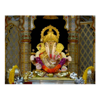 Ganesh Post Card