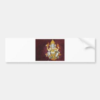 Ganesh Power Bumper Sticker