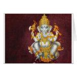 Ganesh Power Greeting Card