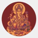 Ganesh - removedor de obstáculos pegatinas