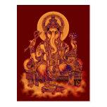 Ganesh - removedor de obstáculos postal