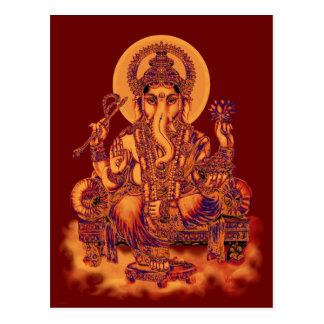 Ganesh - removedor de obstáculos postales