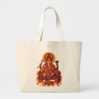 Ganesh - Remover of Obstacles Jumbo Tote Bag