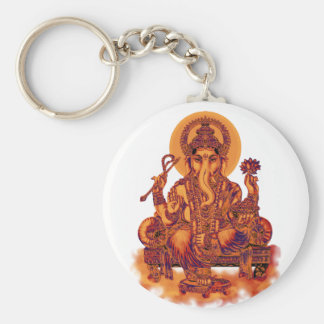 Ganesh - Remover of Obstacles Keychain