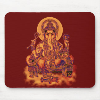 Ganesh - Remover of Obstacles Mouse Pad