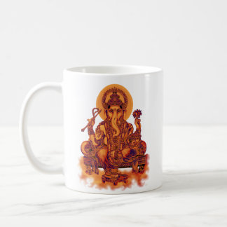 Ganesh - Remover of Obstacles Mugs