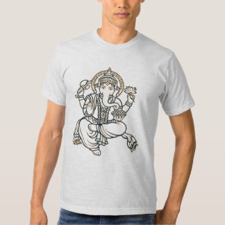 Ganesh Remover Of Obstacles Tee Shirt
