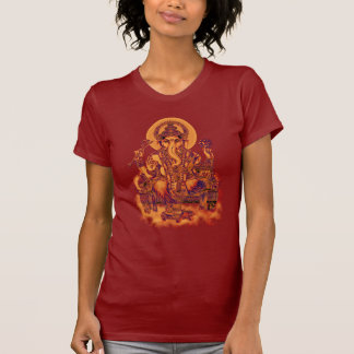 Ganesh - Remover of Obstacles Tee Shirts