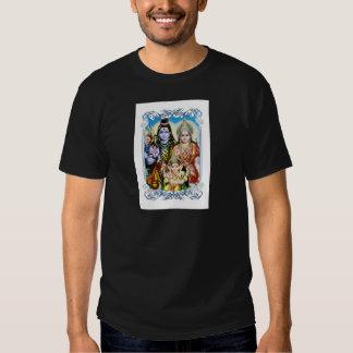 Ganesh, Shiva and Parvati, Lord Ganesha, Durga Shirt