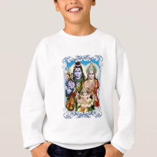Ganesh, Shiva and Parvati, Lord Ganesha, Durga Sweatshirt