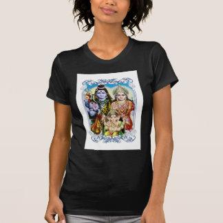 Ganesh, Shiva and Parvati, Lord Ganesha, Durga Tees