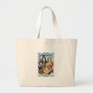 Ganesh, Shiva y Parvati, señor Ganesha, Durga Bolsa