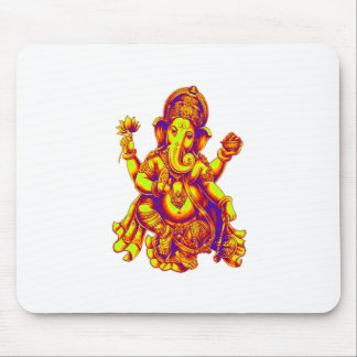 GANESH SHOWS LOVE MOUSE PAD