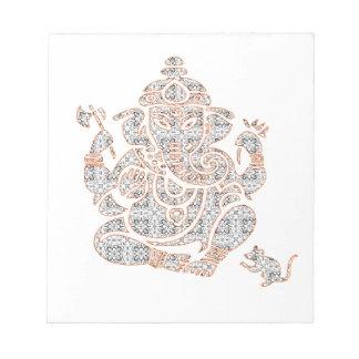 Ganesh Strength Notepad