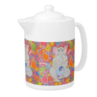 Ganesh Teapot Medium