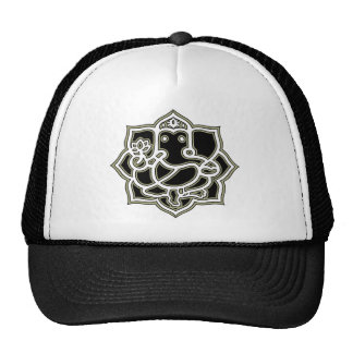 Ganesh the giver of Success Trucker Hat