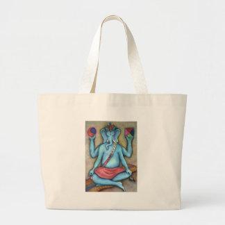 Ganesh Tote Jumbo Tote Bag