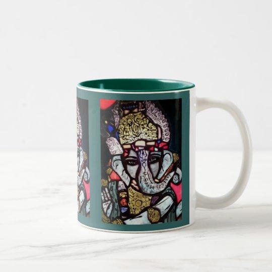 Ganesh two-tone Mug