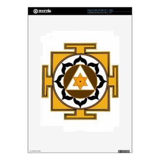 Ganesh Yantra iPad 2 Skins