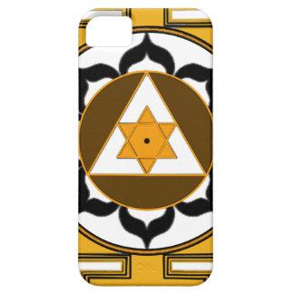Ganesh Yantra iPhone 5 Carcasa