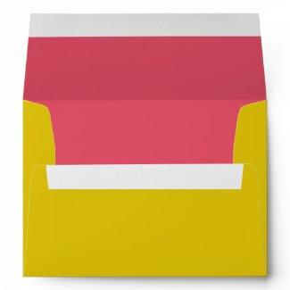 Ganesh yellow A7 Envelope envelope