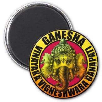 Ganesha2 magnet