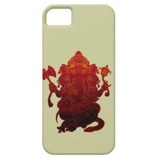 Ganesha3 iPhone 5 Case