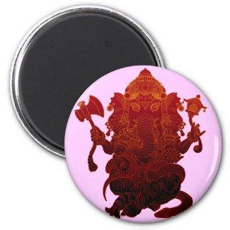 Ganesha3 magnet