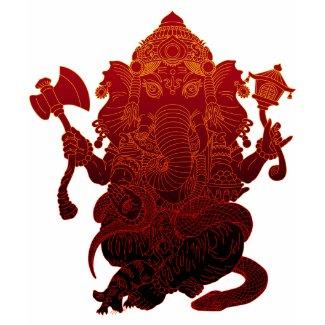 Ganesha3 shirt