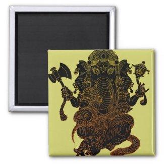 Ganesha4 magnet