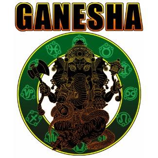 Ganesha5 shirt