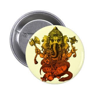 Ganesha7 Button