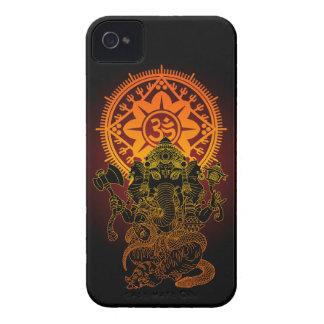 Ganesha 02 iPhone 4 cover