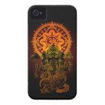 Ganesha 02 iPhone 4 Case-Mate case