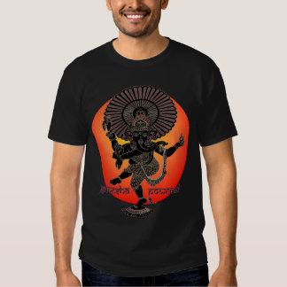 Ganesha accionó playera