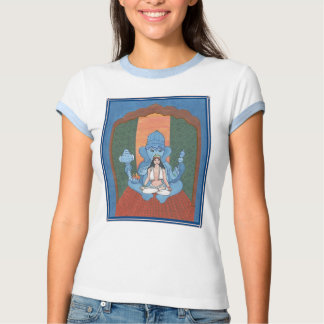 Ganesha and Parvati T-shirts