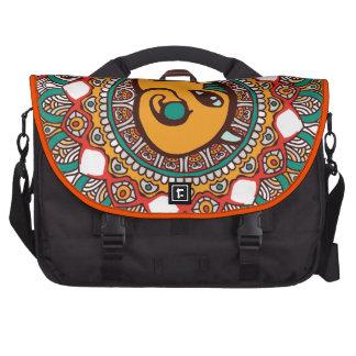 Ganesha Art Laptop Bags