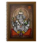 Ganesha ayudará (el diario personal) libretas