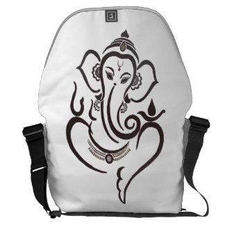 Ganesha Backpack Messenger Bag