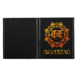 Ganesha bonji 1 iPad folio cover