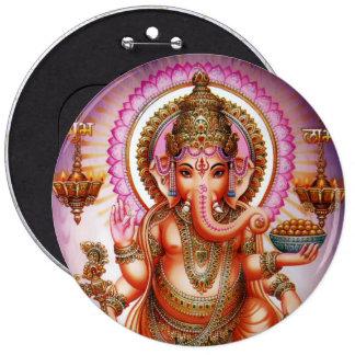 Ganesha Button - Version 7
