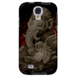 Ganesha by Nick Morte Galaxy S4 Case