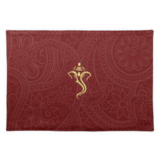 Ganesha Custom Cotton Table Placemats