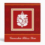 Ganesha Design Binders