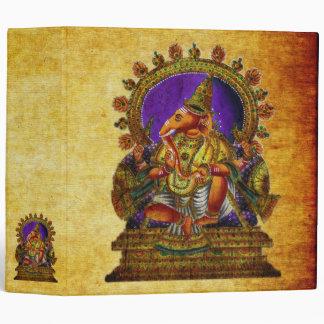Ganesha Deva antique Binders