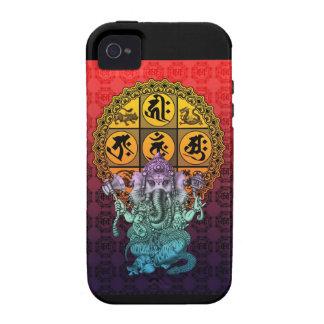 Ganesha Diamond Realm 2 Case-Mate iPhone 4 Covers