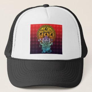Ganesha Diamond Realm 2 Trucker Hat