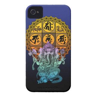 Ganesha Diamond Realm iPhone 4 Case