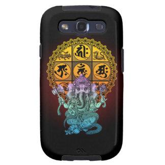 Ganesha Diamond Realm Samsung Galaxy SIII Case