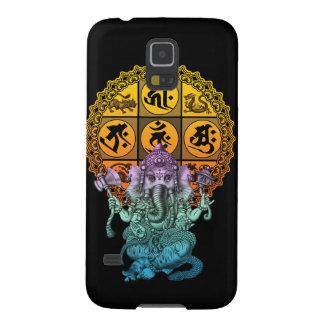 Ganesha Diamond Realm Galaxy S5 Cover
